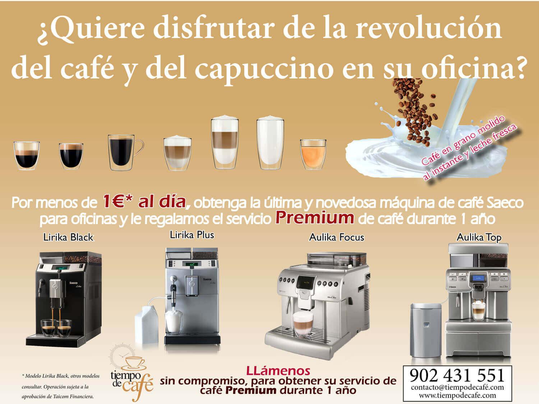Promoción Maquinas de Vending de Café