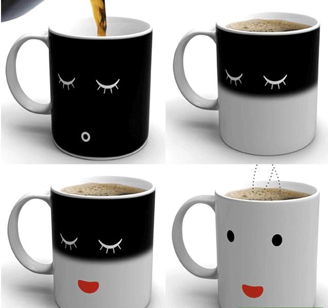 Las tazas m s originales para tomar caf maquinas - Tazas de te originales ...