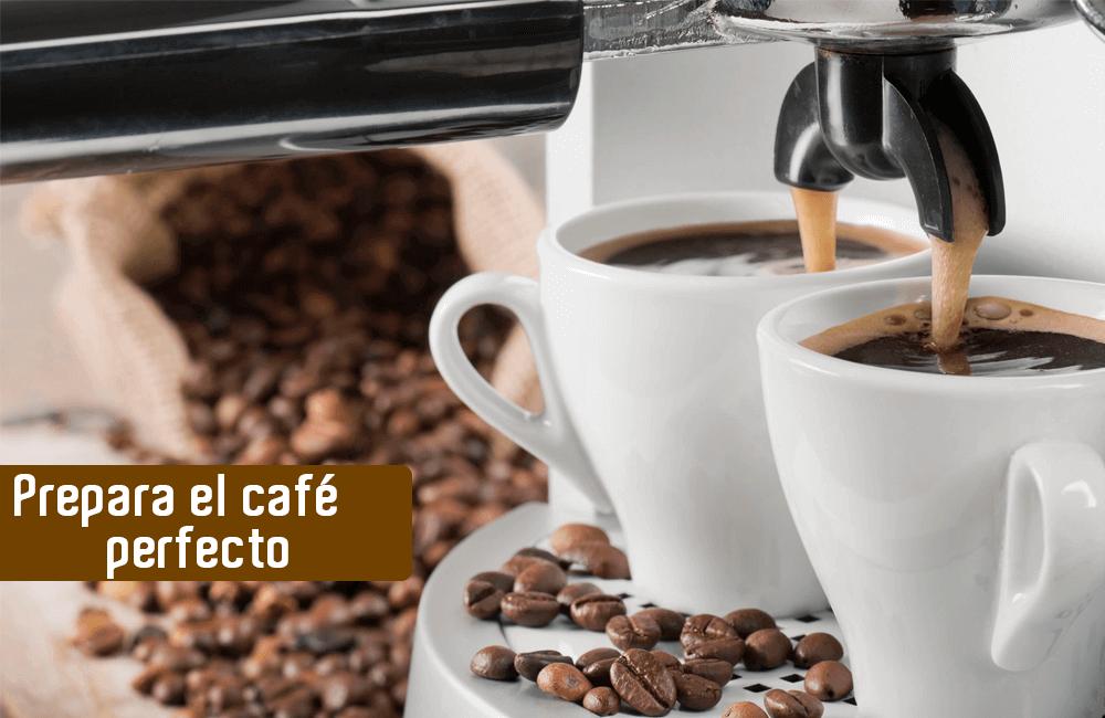 Cómo hacer el café perfecto en 5 pasos (y menos de 6 minutos)