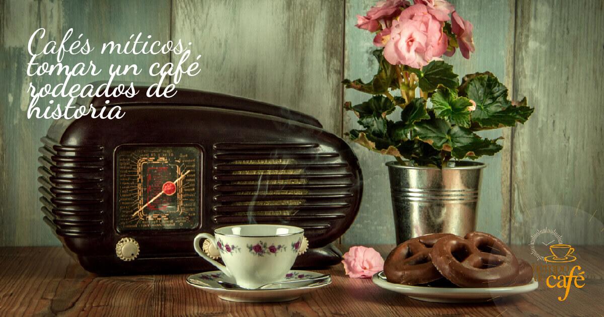 Diez cafés míticos: tomar un café rodeados de historia