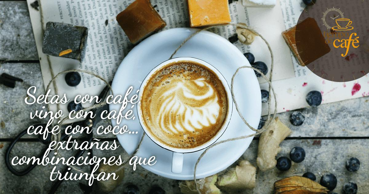 Combinaciones con café