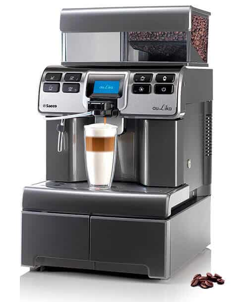 Aulika High Speed Cappuccino