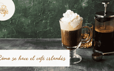 Cómo se hace el café irlandés