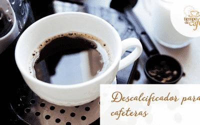 Descalcificador para cafeteras