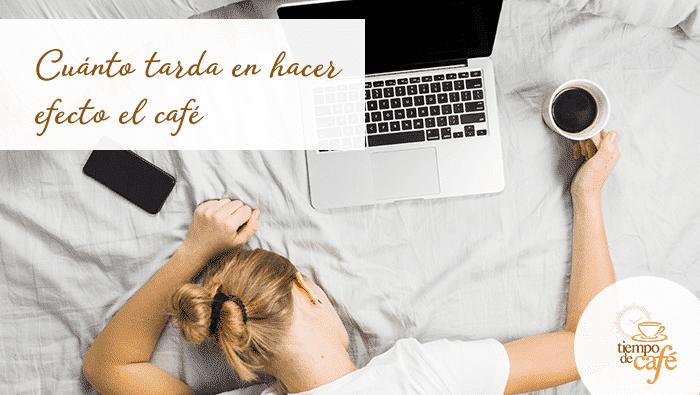 La cafeína puede permanecer en nuestro cuerpo entre 3 y 9 horas en adultos sanos,