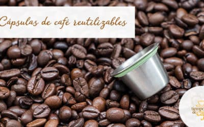 Cápsulas de café reutilizables