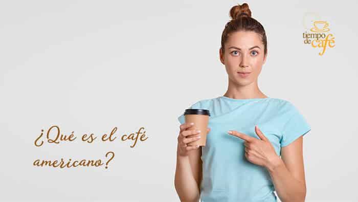 Qué es el café americano