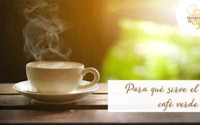 Para qué sirve el café verde