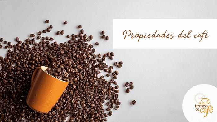 Propiedades y beneficios antioxidante del café